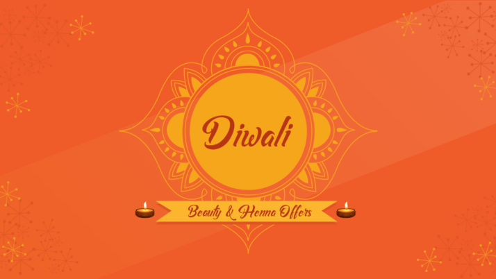 Diwali Offers in Abu Dhabi- Henna & Beauty