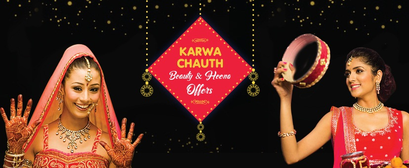 Karwa Chauth Offers – Henna & Beauty