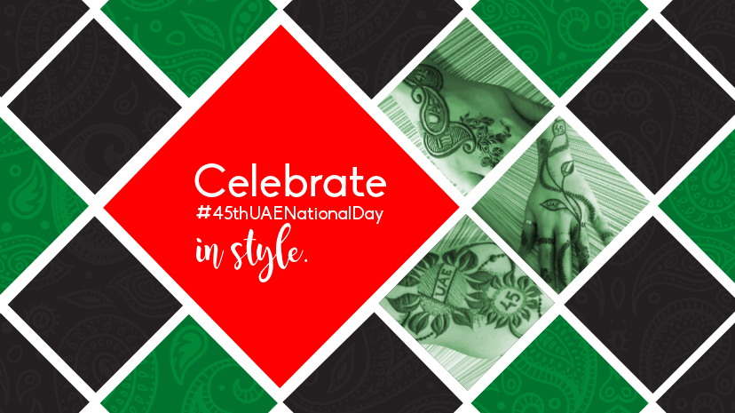 Celebrate 45th UAE National Day in Style