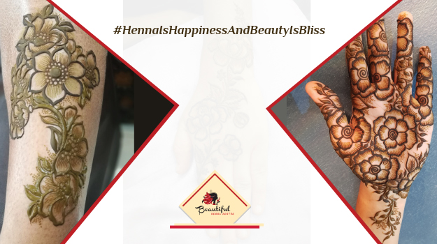 Henna is Happiness and Beauty is Bliss