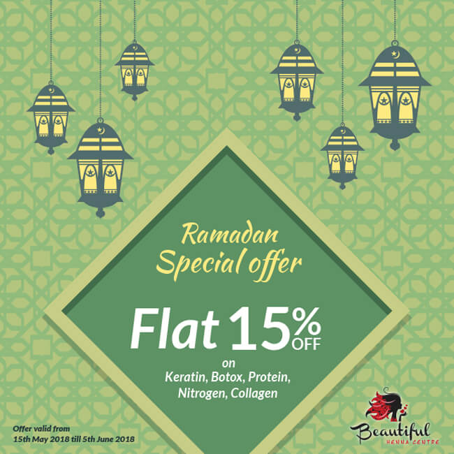 Ramadan Beauty Offers