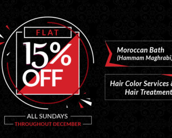 Salon Special Offers