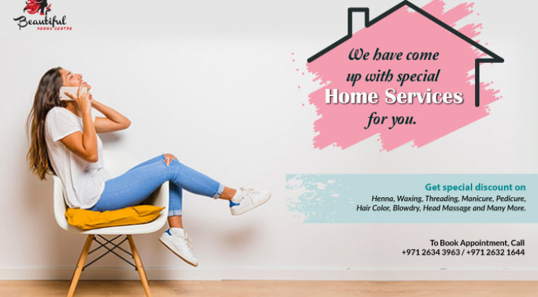 Special Home Service For You