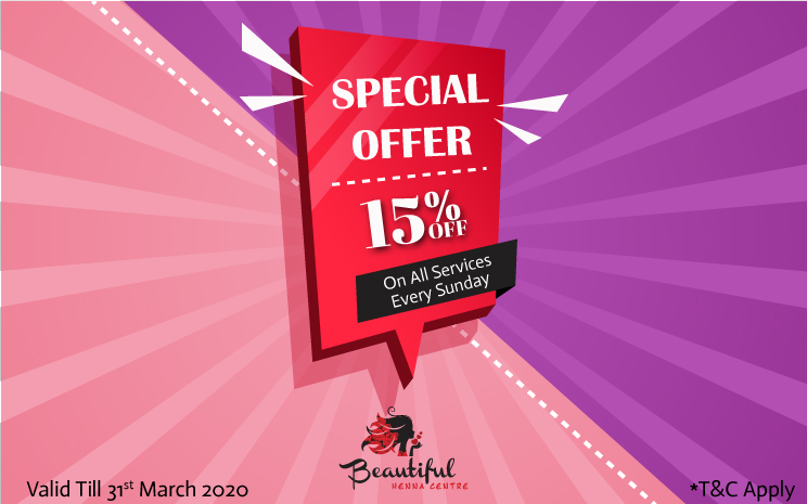 Magnificent March Offer