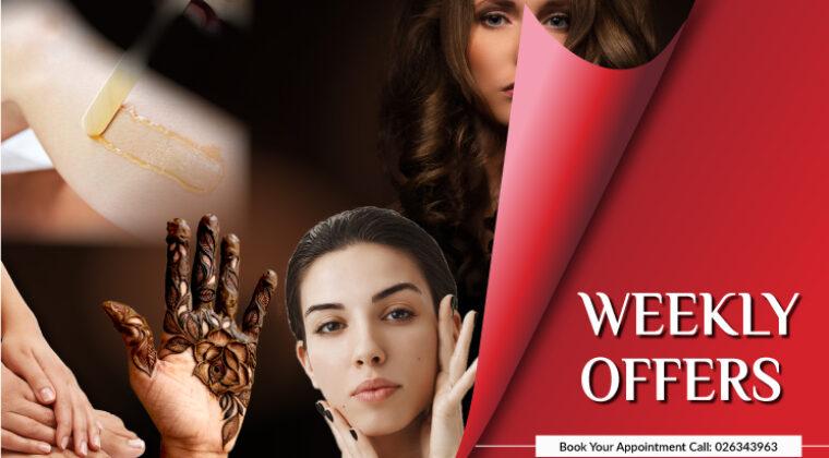 December 2020 Henna & Beauty Offers