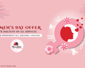 Women's Day 2021 Offer